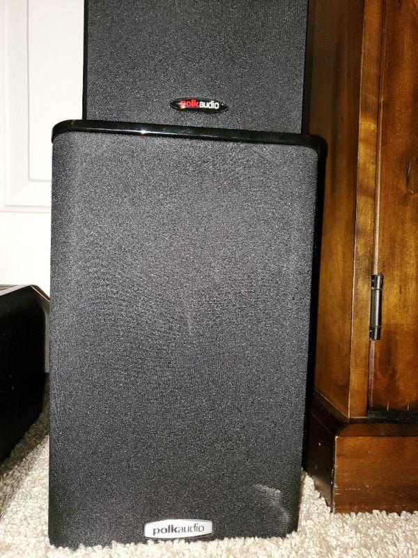Polk Audio Surround Sound Speakers