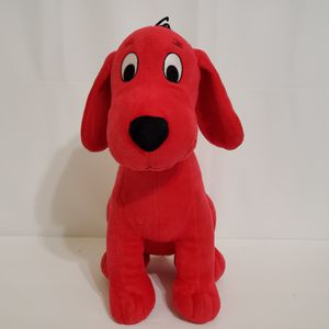 """Clifford The Big Red Dog Kohl's Cares For Kids Stuffed Animal Plush Toy 13"""" for Sale in Brookfield, IL"""