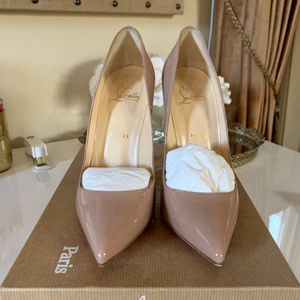 """Christian Louboutin Pigalle 120"""" Size 37.5 for Sale in Orange, CA"""