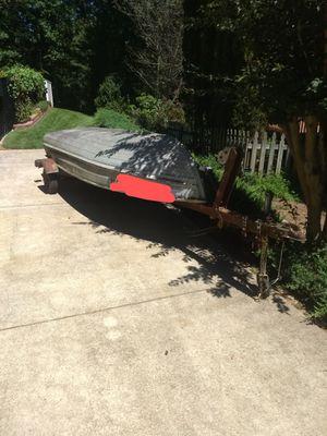 Starcraft 1961 aluminum fishing boat for Sale in Acworth, GA