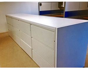 3 drawer file cabinet for Sale in Houston, TX