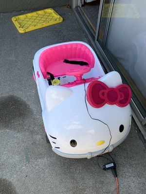 Hello kitty car for Sale in Rodeo, CA