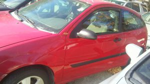 2004 Ford Focus 2 doors Coupe ZX3 108 K MILES Automatic 4 cylinders 34 miles/ Gallons for Sale in Manassas, VA