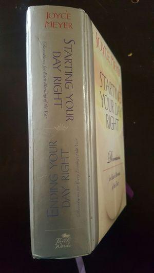 Devotional Book.. 2 in 1 for Sale in Grosse Pointe, MI