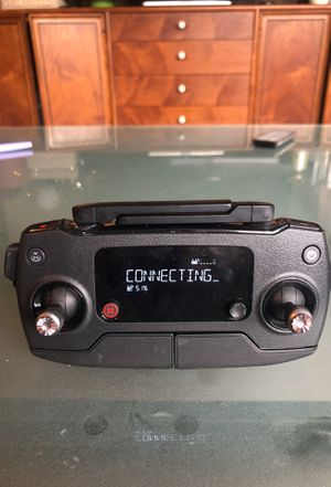 DJI Mavic pro remote controller. Crashed drone don't need remote for Sale in Portland, OR