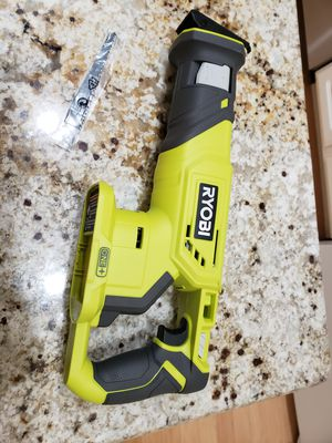 Ryobi 18-Volt ONE+ Cordless Reciprocating Saw (Tool-Only) for Sale in Frisco, TX