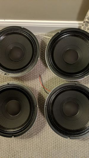 Celestion Guitar Speakers - 8 available for Sale in Chicago, IL
