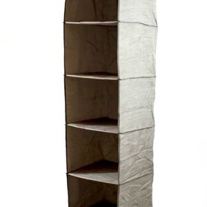 Foldable 6 Shelf Closet Organizer for Sale in Los Angeles, CA