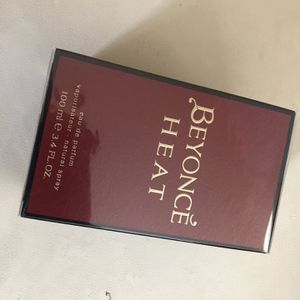 Beyoncé Heat 3.4FL 100ML E perfume For Her for Sale in San Jose, CA