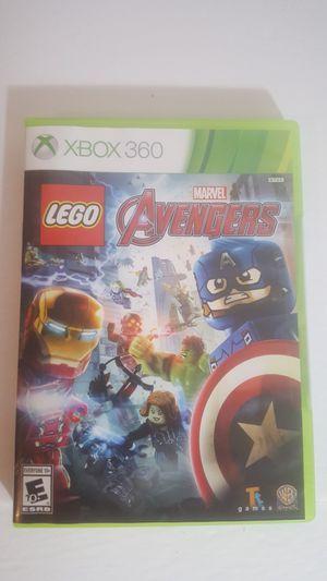 Xbox 360 lego marvel Avengers for Sale in Dawson, GA