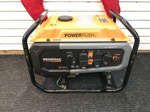 Generac GP3600 Generator power rush for Sale in Everett, WA
