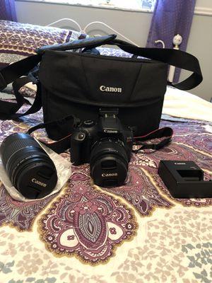 Canon EOS Rebel T6 DSLR Camera (Tripod Included) for Sale in Miami, FL