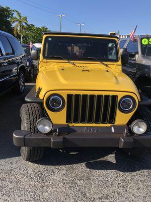 Jeep Wrangler 💥Pre-Tax Season Special💥 for Sale in West Palm Beach, FL