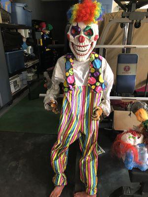 Halloween clown for Sale in Las Vegas, NV