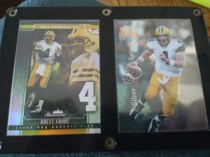 Brett Favre Framed collectable football cards for Sale in Independence, MO
