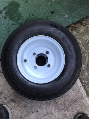Trailer tires brand new for Sale in Carle Place, NY