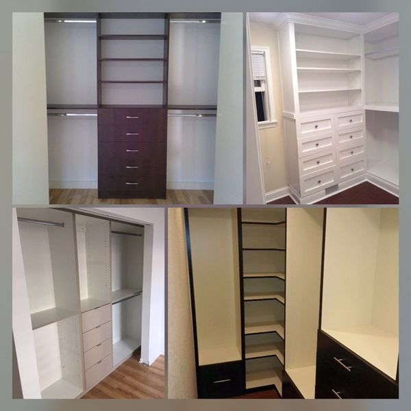 Closets and Cabinets for Kitchen