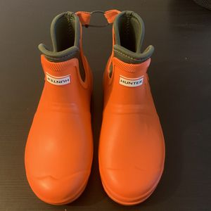 Kids Hunter rain boots size 4 for Sale in Paramount, CA