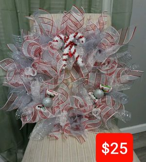 Wreath Homemade for Sale in Columbus, OH