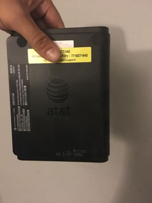 AT&T router used for Sale in San Diego, CA