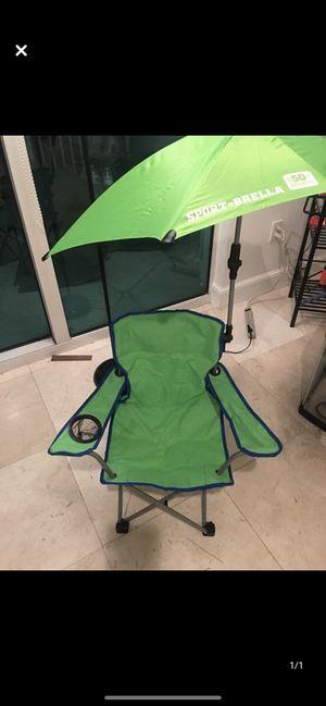 Sport Brella kids beach chair for Sale in Miami, FL