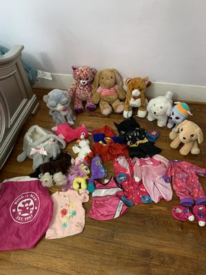 Build a bear + other for Sale in Weymouth, MA