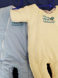 2 Merlin Magic Sleepsuit for Sale in Virginia Beach,  VA