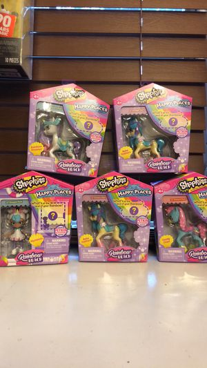 Happy places - Shopkins for Sale in Round Rock, TX