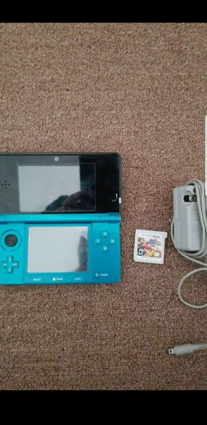 Nintendo 3D DS with super smash game for Sale in Bronx, NY