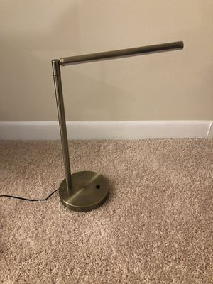 Selling brass desk lamp for Sale in Chicago, IL