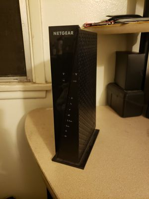 Netgear AC1750 Router& Cable Modem for Sale in Downey, CA