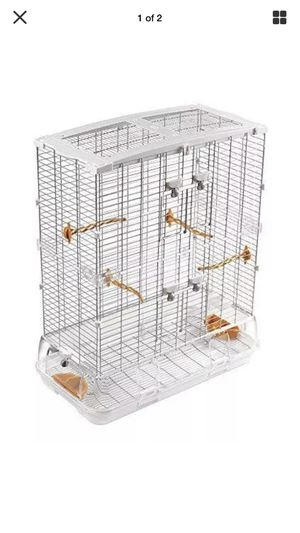 Vision Cockatiel Bird Cage Large L12 plus large stand for Sale in Murrysville, PA