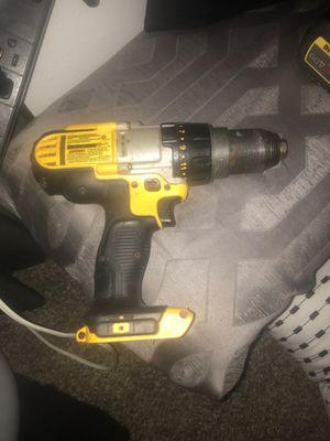 Dewalt 20v Max Drill (DCD985) for Sale in Cheyenne, WY