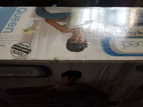 Aerobed Queen size brand new in the box