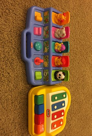 Baby toys for Sale in Puyallup, WA