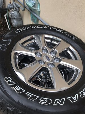 New tires and rims!!! 275/65R18 for Sale in Springfield, VA