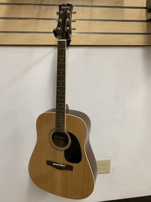 Mitchell model MD100 6-String acoustic guitar no Case for Sale in Raleigh, NC