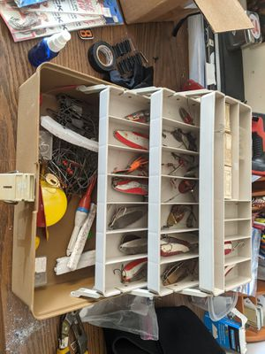 Tackle box for Sale in San Diego, CA