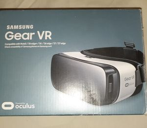 Samsung vr gear for Sale in Cleveland, OH