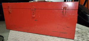 Snap-on metal tool box for Sale in Phoenix, AZ