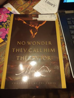 No Wonder They Call Him Savior by Max Lucado for Sale in Knoxville, TN
