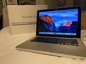 MacBook Pro mid 2012 for Sale in Huntsville, AL