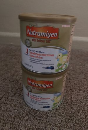 2 nutramigen number 1 for Sale in Falls Church, VA