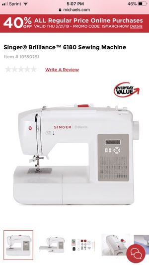 2 sewing machines brand new in the box ..I can deliver for Sale in Brooklyn, NY
