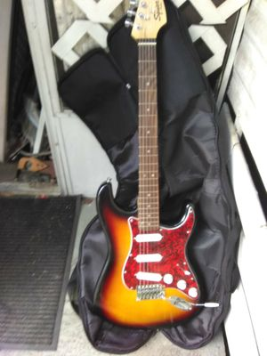 Fender strat guitar for Sale in Zephyrhills, FL
