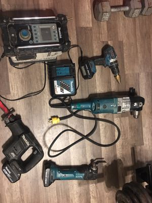 Electric tools and power tools for Sale in Houston, TX