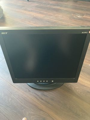 Computer monitor acer for Sale in Long Beach, CA