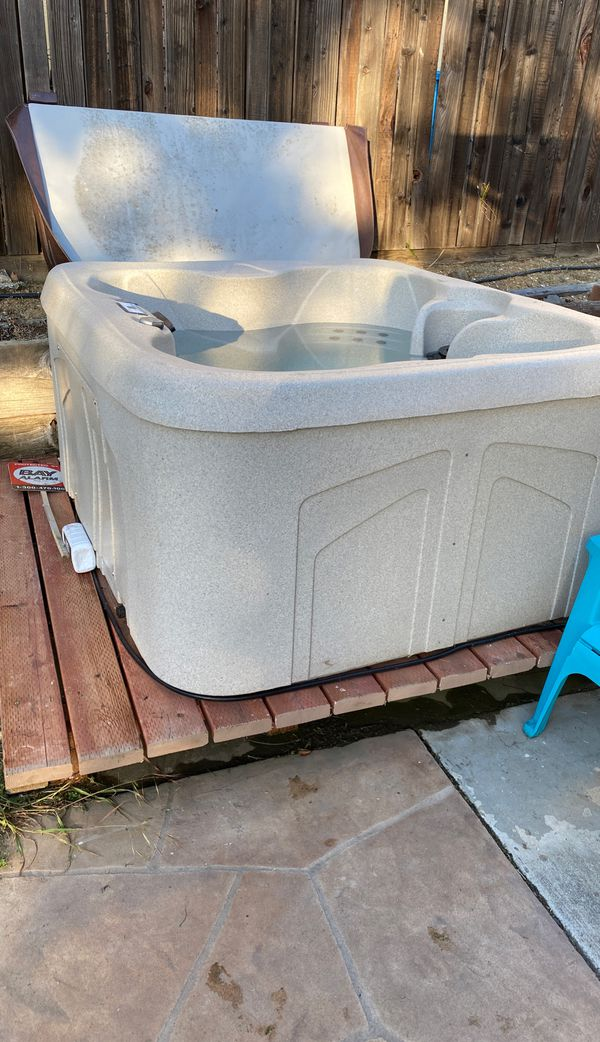 Spa tub (not hot tub) spa only