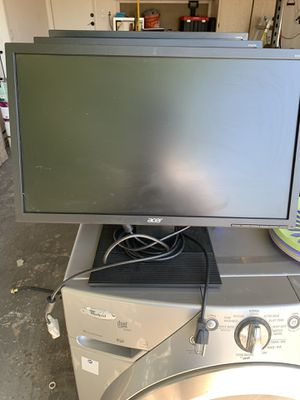 Acer computer monitor for Sale in Sun City, AZ