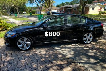 🍁Up for sale $8OO Full price 2010 Lexus GS.🍁 for Sale in Cleveland,  OH
